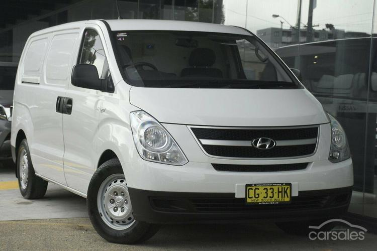 New Used Hyundai Van Manual Diesel Cars For Sale In Australia