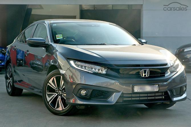 New Used Honda Civic Automatic Cars For Sale In Melbourne Victoria