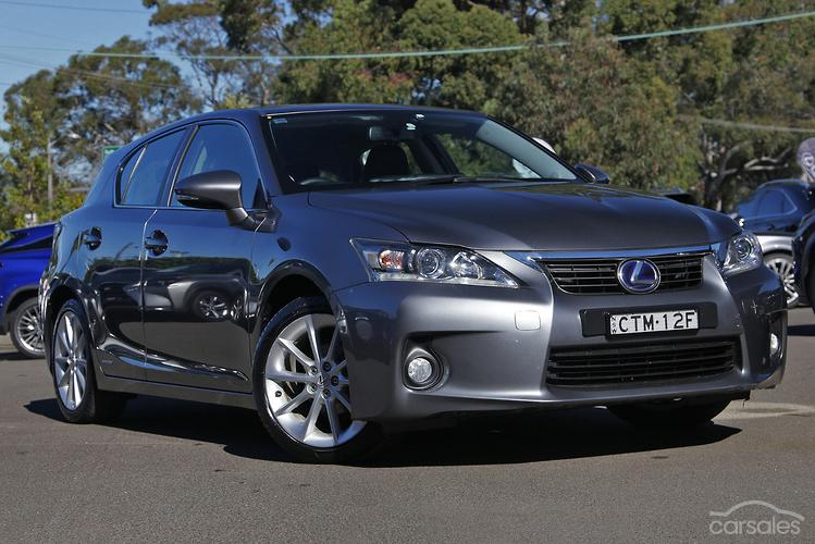 2013 Lexus CT200h Luxury Auto MY13