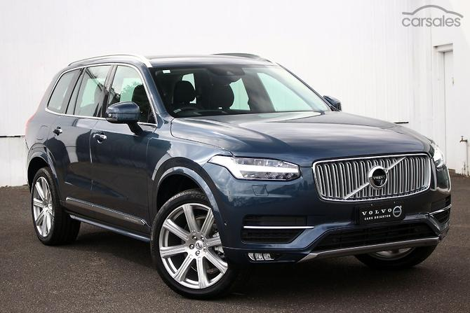 2017 Volvo Xc90 D5 Inscription Auto Awd My18