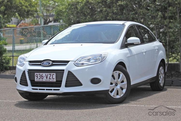 2012 Ford Focus Ambiente LW Auto