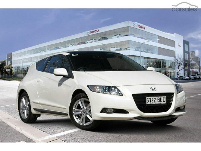 2012 Honda CR Z Luxury Auto MY12