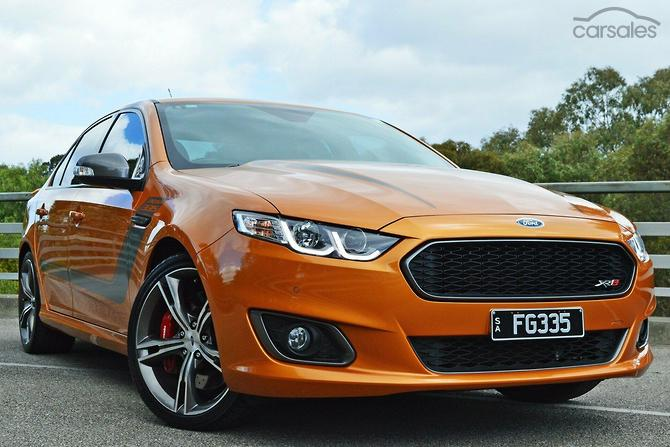 New Used Ford Falcon Xr8 Cars For Sale In Adelaide Eastern South