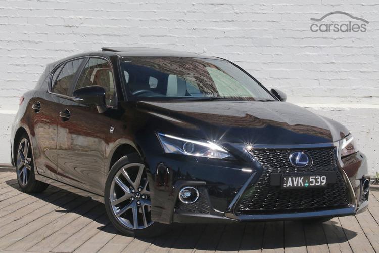 New Used Lexus Ct200h Cars For Sale In Australia Carsales Com Au