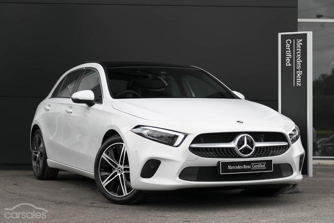 2018 Mercedes Benz A200 Auto