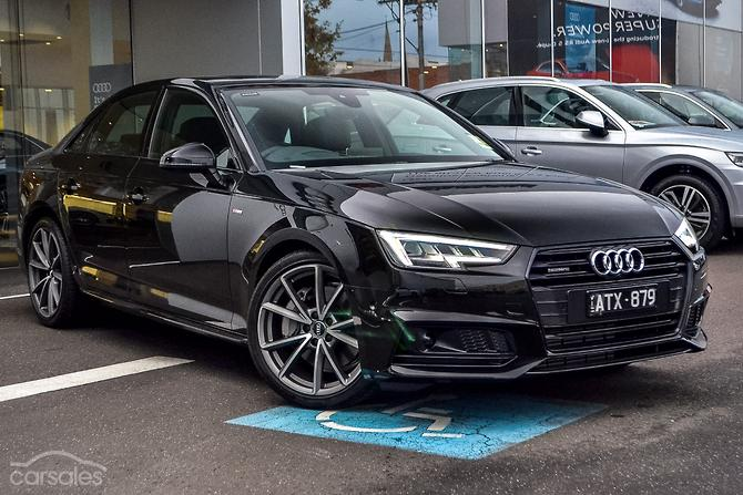 New Used Audi A4 Family Cars For Sale In Victoria Carsalescomau
