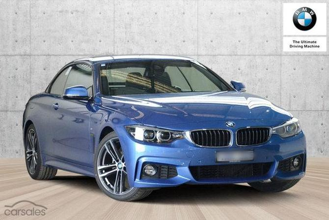 New Used Bmw Blue Convertible 2 Doors Cars For Sale In Australia