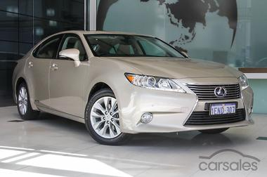 New Used Lexus Cars For Sale In Perth Western Australia Carsales