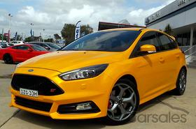 2017 Ford Focus St Lz Manual
