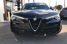 New Used Alfa Romeo Stelvio Black Prestige Cars For Sale In