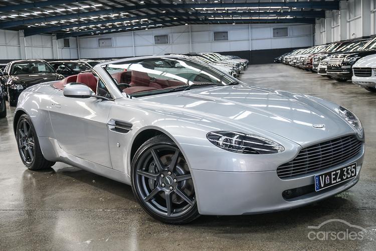 2007 Aston Martin V8 Vantage Auto MY08