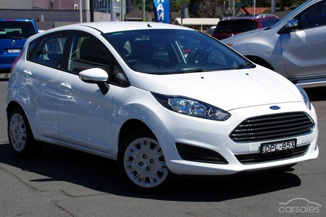 New Used Ford Fiesta Cars For Sale In Australia Carsalescomau - Auto ford
