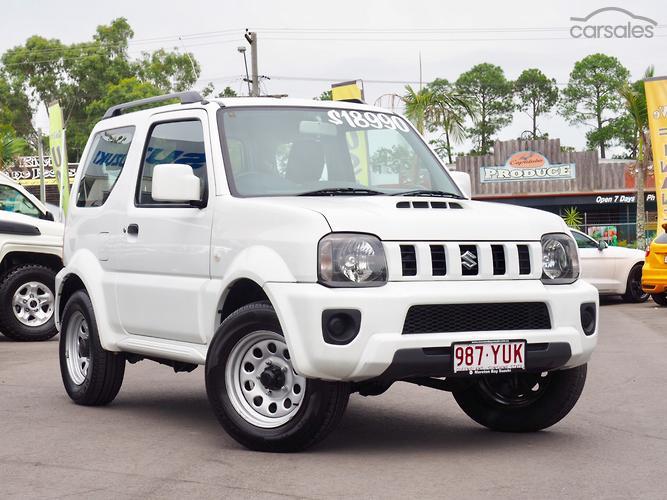Suzuki jimny for sale brisbane