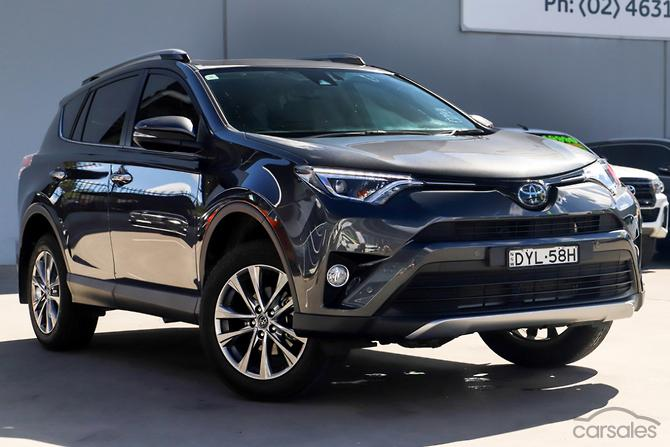 bef033fbf8b2bc New   Used Toyota RAV4 cars for sale in New South Wales - carsales ...