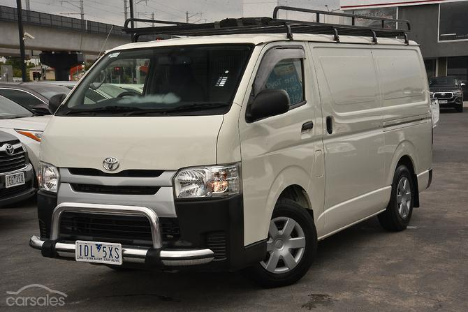 579bf99cfd New   Used Toyota Hiace Automatic cars for sale in Melbourne ...