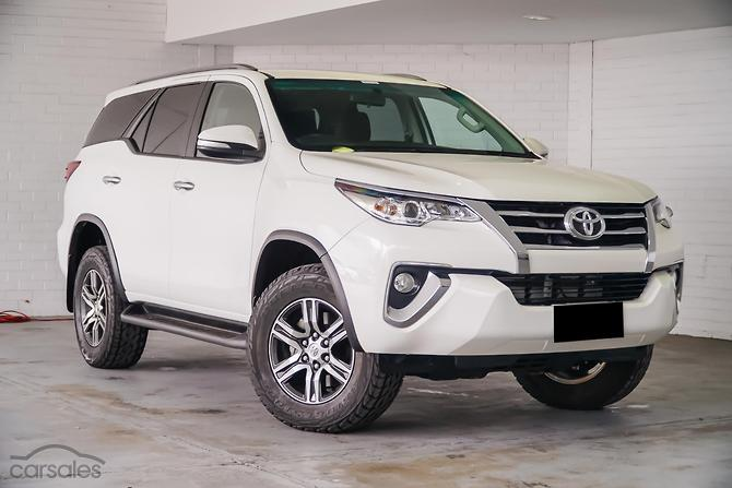 New Used Toyota Fortuner Cars For Sale In Western Australia