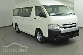 403121da1b New   Used Toyota Hiace cars for sale in Neranwood Gold Coast City ...