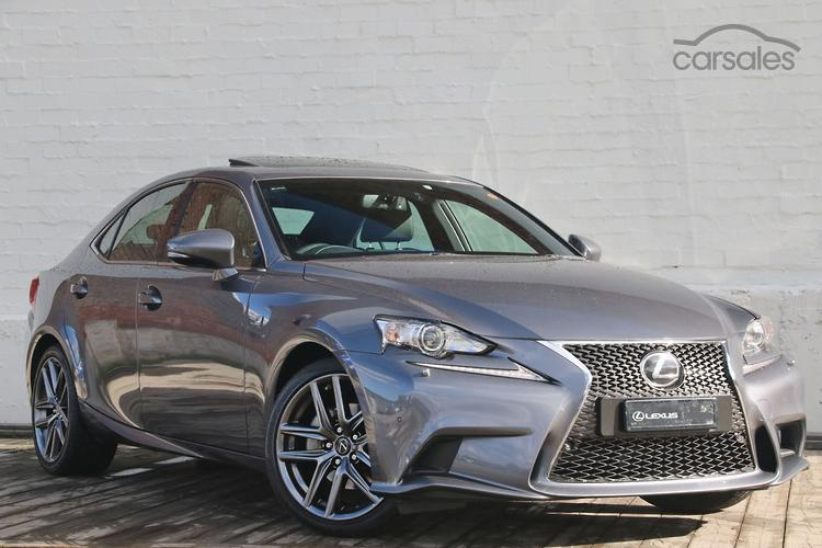 2015 Lexus IS250 F Sport Auto
