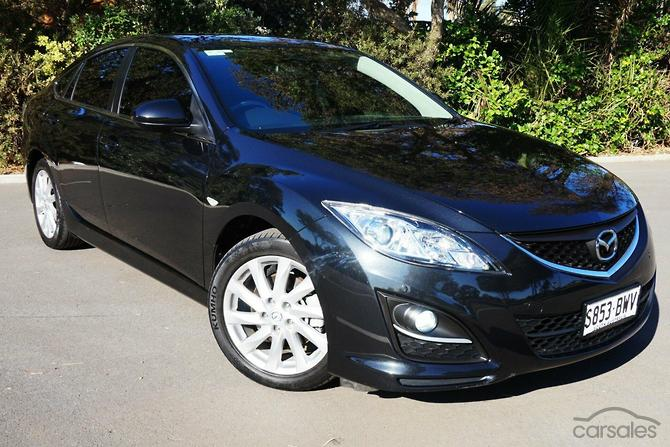 New Used Mazda Family Automatic Cars For Sale In Australia