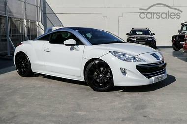 New & Used Peugeot RCZ cars for sale in Australia - carsales.com.au