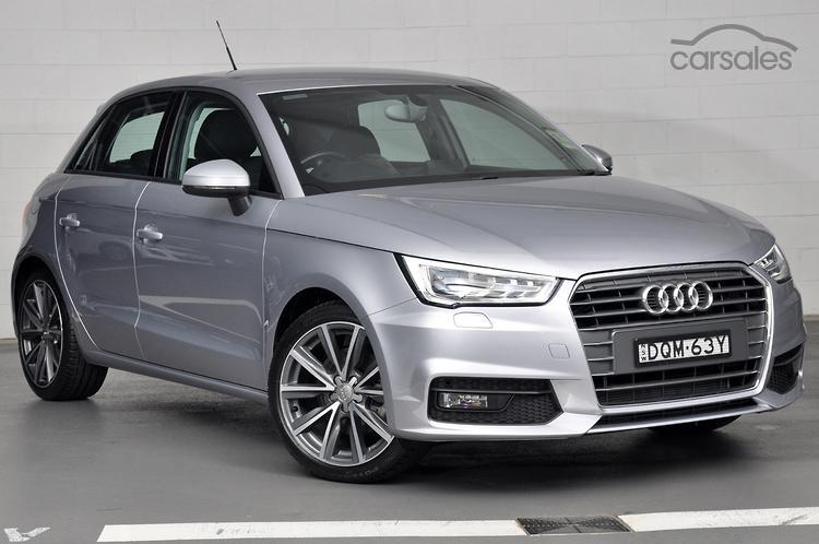 2016 Audi A1 Sport Auto MY17