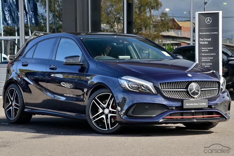 Mercedes a250 carsales