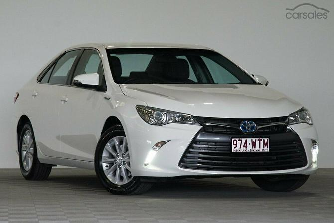 New used toyota camry cars for sale in australia carsales 2015 toyota camry hybrid h auto fandeluxe Images
