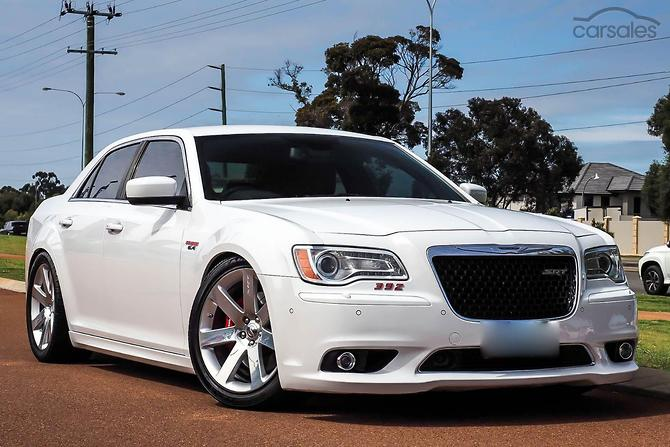 2017 Chrysler 300 Srt 8 Auto My14