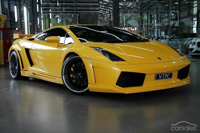 new used lamborghini cars for sale in australia