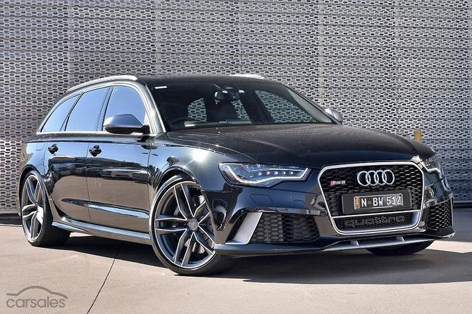 New  Used Audi RS6 cars for sale in Australia  carsalescomau