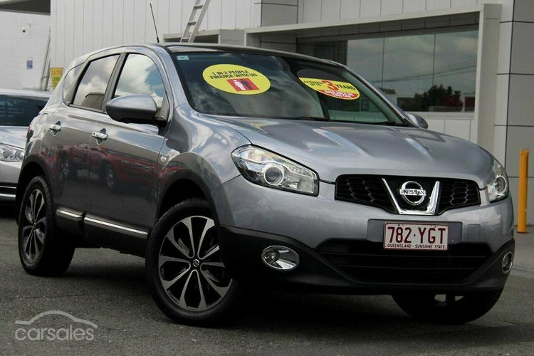 Nissan dualis carsales
