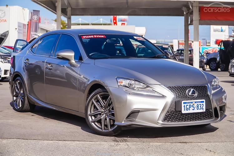 2014 Lexus IS350 F Sport Auto