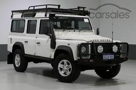 New & Used Land Rover Defender cars for sale in Australia - carsales
