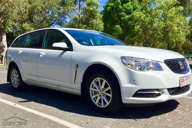 New & Used Holden Commodore Evoke Wagon cars for sale in Queensland ...