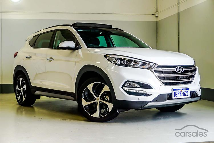 New Used Hyundai Tucson Diesel Cars For Sale In Perth Western