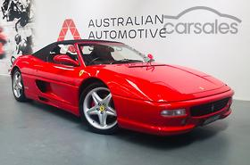 new & used ferrari f355 cars for sale in australia - carsales.au