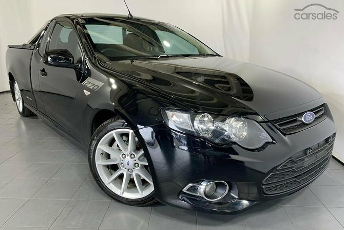 New Used Ford Falcon Ute Xr6 Turbo Cars For Sale In Australia