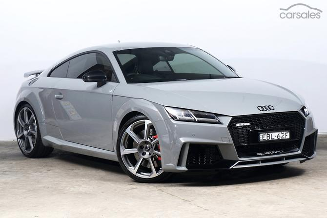 New Used Audi Tt Cars For Sale In Australia Carsalescomau