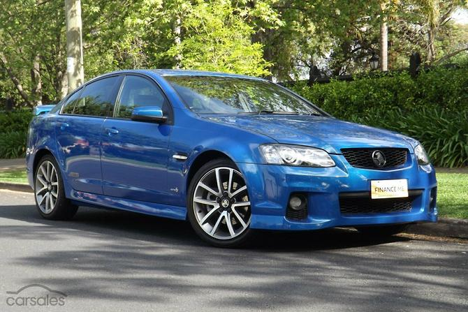 New Used Holden Commodore Ss V Cars For Sale In Australia