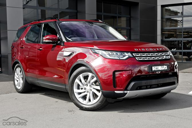 2017 Land Rover Discovery Td6 Hse Auto 4x4 My17