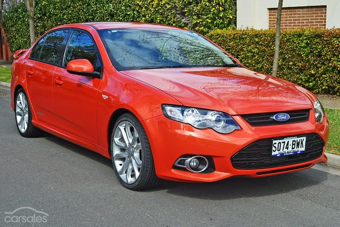 New Used Ford Falcon Xr6 Turbo Cars For Sale In Australia