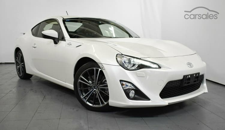 2013 Toyota 86 GTS Manual