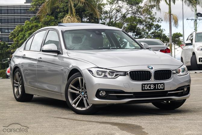 2017 BMW 320i Sport Line F30 LCI Auto