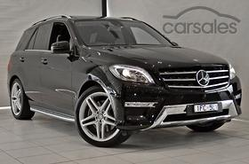 New  Used MercedesBenz ML500 cars for sale in Australia