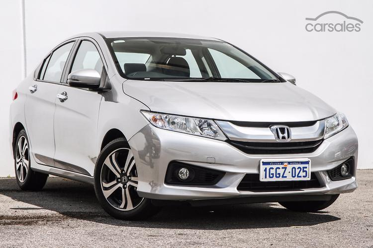 2015 Honda City VTi L Auto MY16