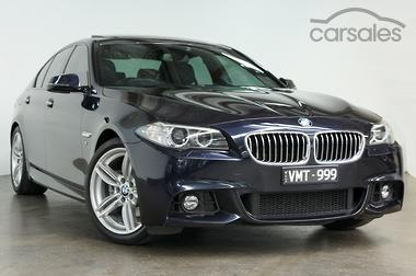 2015 BMW 520d M Sport F10 LCI Auto