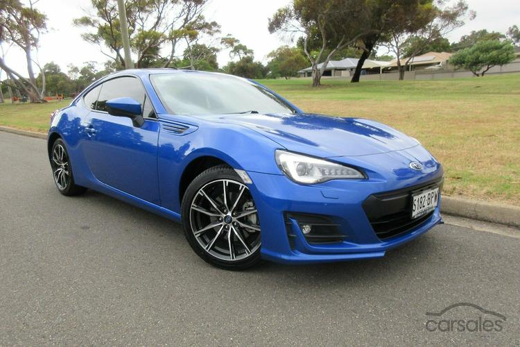 New Used Subaru Brz Cars For Sale In Adelaide South Australia