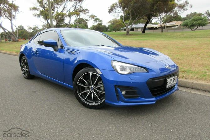 New Used Subaru Brz Sports Pack 2 Doors Cars For Sale In Australia
