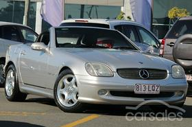 New  Used MercedesBenz SLK230 Kompressor cars for sale in