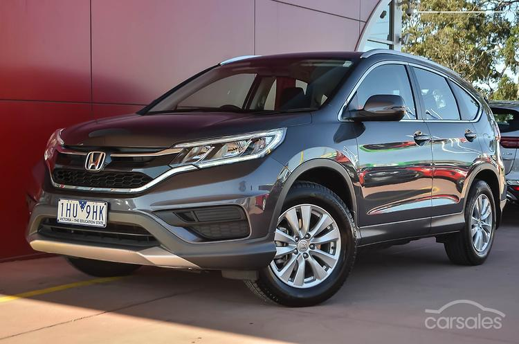 2016 Honda CR V VTi Manual MY17